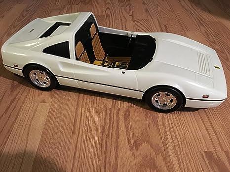 Barbie Ferrari Vehicle Fastback Style Car 1990 By Barbie Amazon De Spielzeug