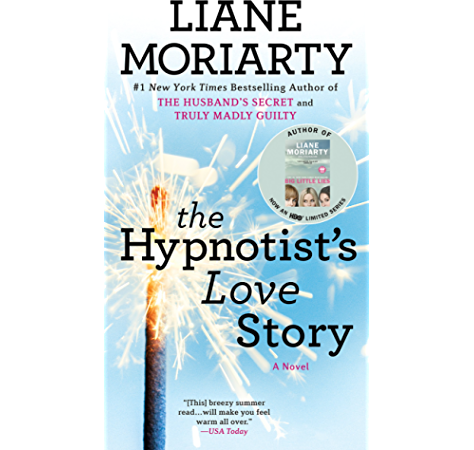 The Hypnotist's Love Story Kindle edition by Moriarty