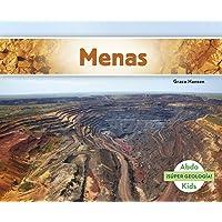 Menas (Abdo Kids: ¡súper Geología!)