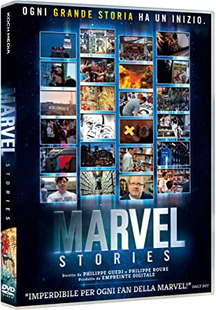 Marvel Stories (DVD)