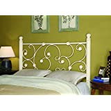 Coaster 300185QF Home Furnishings Headboard, Queen/Full, White