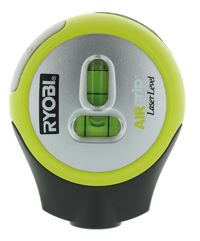 Nivel láser compacto Ryobi ELL1002 Air Grip con montaje de trípode y capacidad de redondeado de esquina (pilas AAA incluidas): Amazon.es: Bricolaje y ...