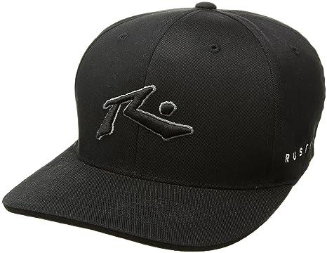 9d5d6fbc3b0a9 Amazon.com  Rusty Men s Chronic 3 Flexfit Cap Snapback Hat