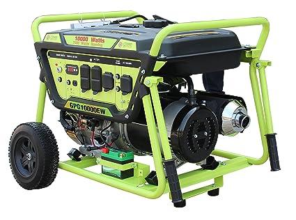 Amazon.com: green-power América gpg10000ew 10000 W Pro ...