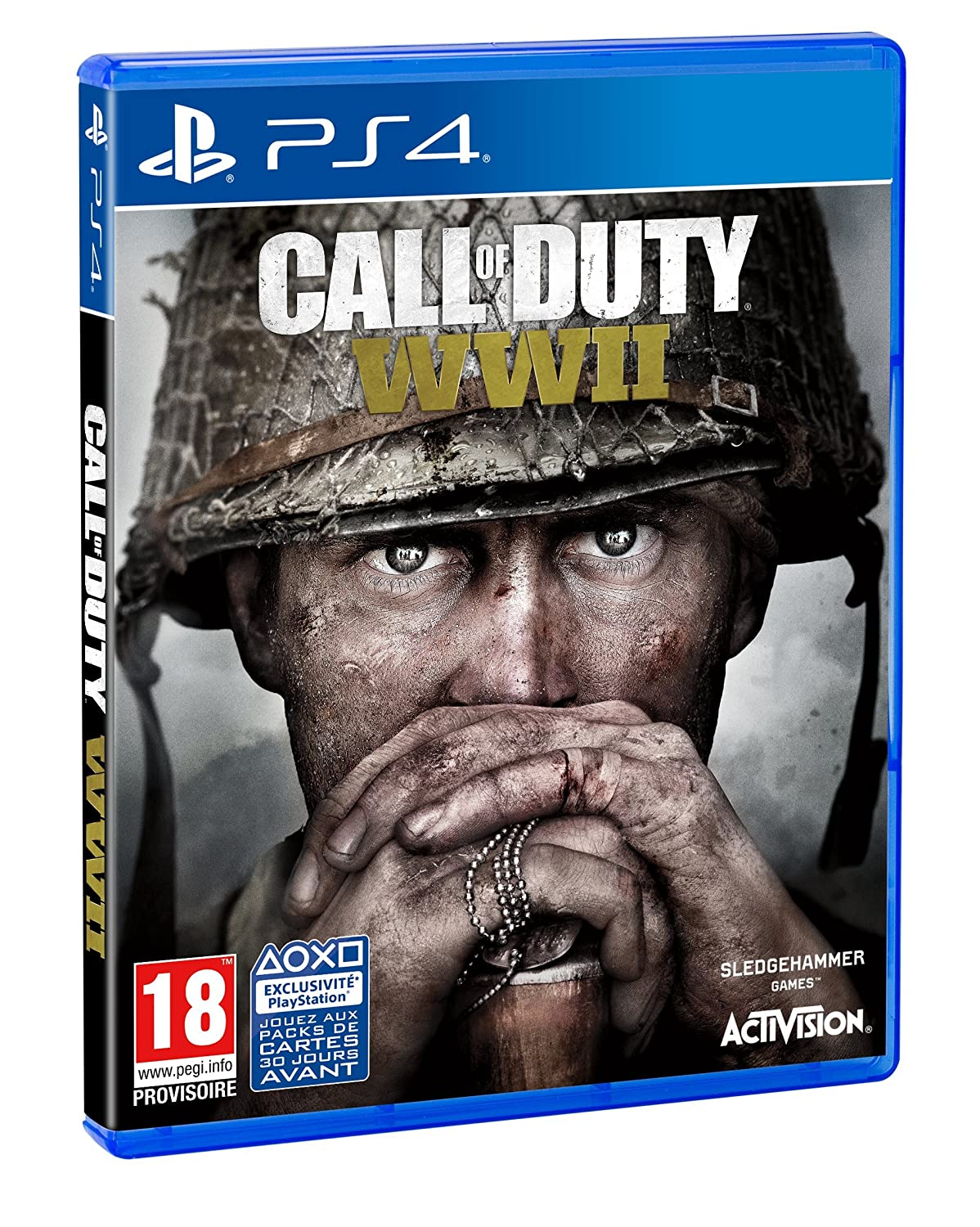 Call of Duty : WWII - PS4  |
