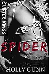 SPIDER (Shifter Kings Nashville Book 2) Kindle Edition