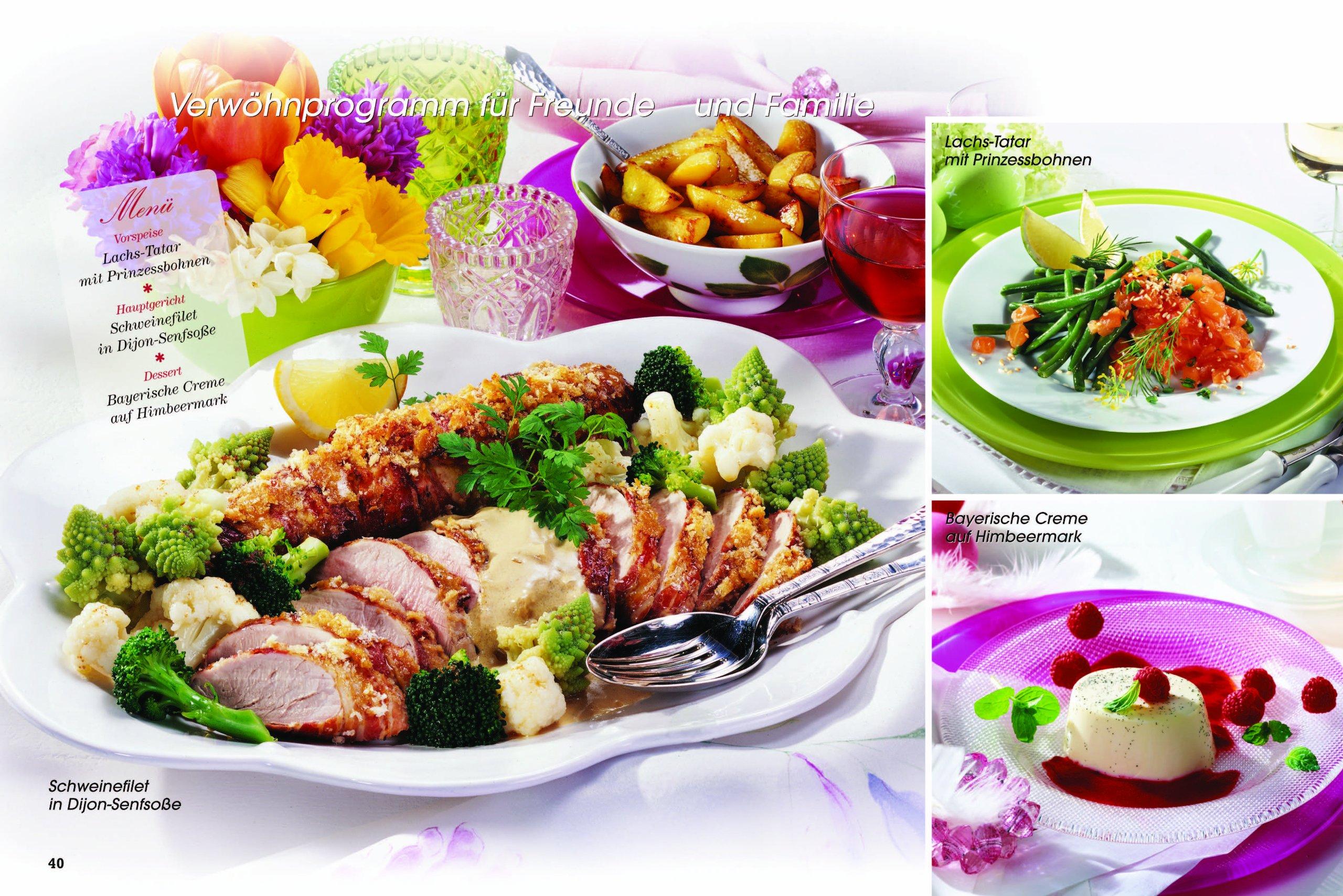 Sommerküche Moewig : Kochen & genießen für gäste: tolle menüs und andere rezepte zum