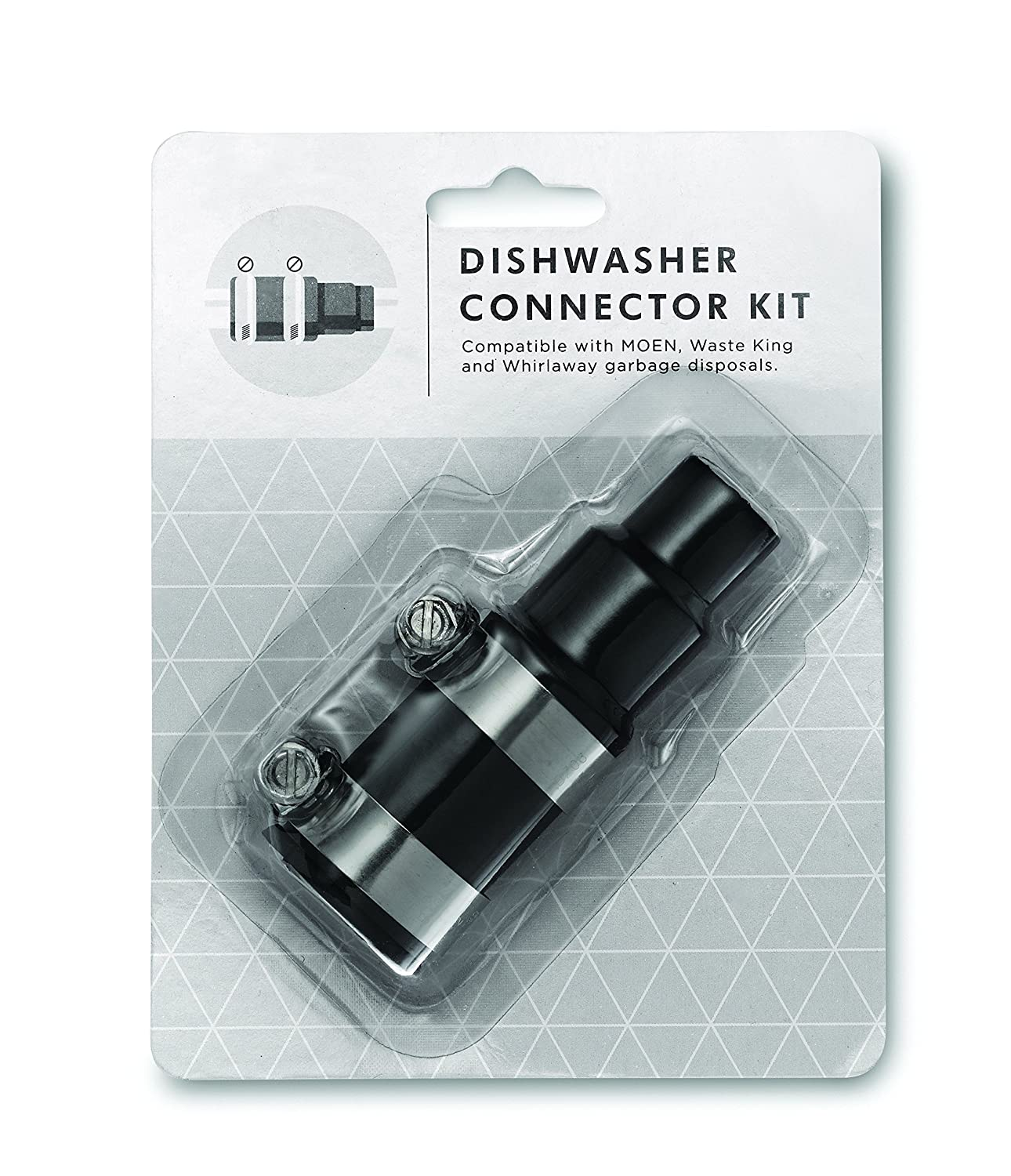 Amazon.com: Waste King Garbage Disposal Dishwasher Connector Kit ...