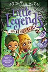 The Genie's Curse (Little Legends Book 3) Kindle Edition