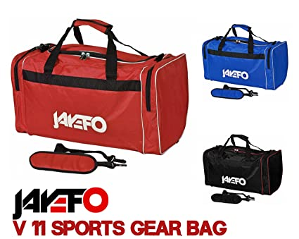bc733cd39d Amazon.com  Jayefo Sports Boxing MMA Gear Gym Duffel Bag (RED ...