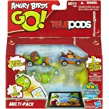 Angry Birds Go Multi-Pack Figure Playset