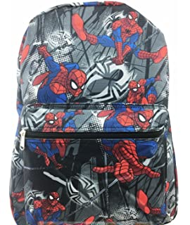 2200be534aa7 Spiderman Black Allover Print 16