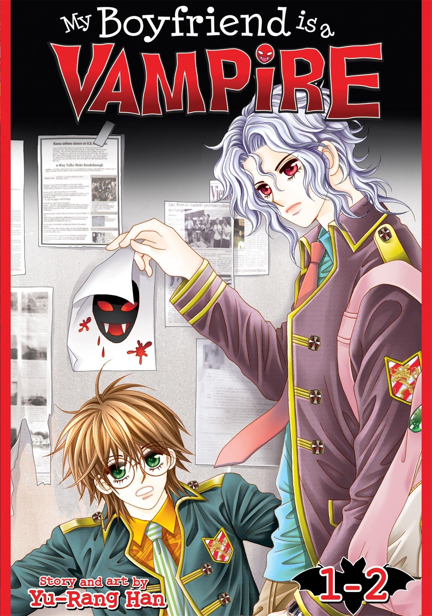 My Boyfriend is a Vampire, vol 1-2: Amazon co uk: Han Yu-Rang: Books