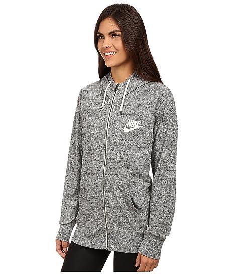 4b675330f359 Nike Gym Vintage Womens Full-zip Hoodie (Medium