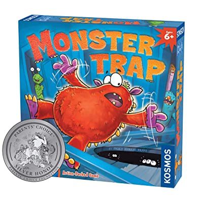 Thames & Kosmos Monster Trap Game: Toys & Games