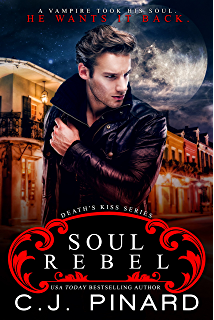 Amazon soul release deaths kiss book 3 ebook cj pinard soul rebel deaths kiss book fandeluxe Image collections