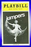 Jumpers, Broadway Playbill + Simon Russell