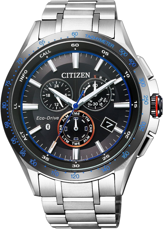 [シチズン]CITIZEN 腕時計 エコドライブBluetooth BZ1034-52E メンズ B01MTB41VE