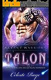 Talon (Revant Warriors) (A Sc-Fi Alien Abduction Romance)