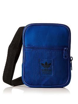 377452f34a Sacoche ADIDAS FESTIVAL BAG T BLEU ROI/NOIR: Amazon.fr: Bagages
