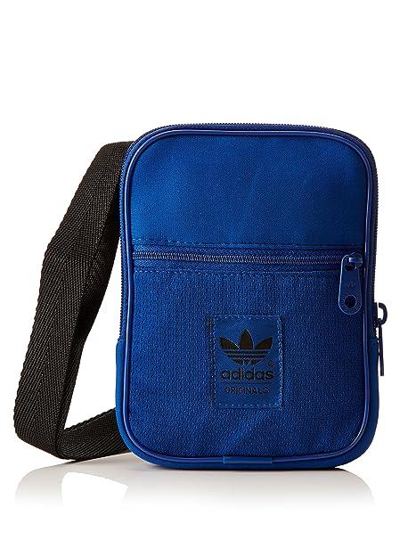 adidas Bandolera Sac Festival Bag T Azul: Amazon.es: Zapatos