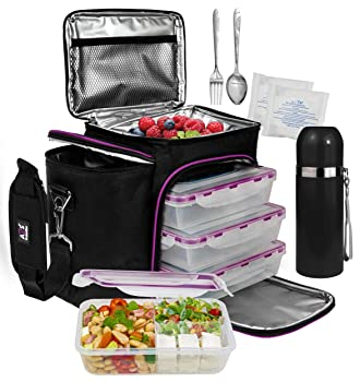 A2S Protection Meal Prep Bag