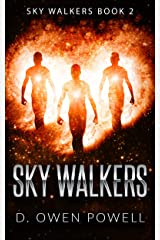 SKY WALKERS  Book 2 Kindle Edition