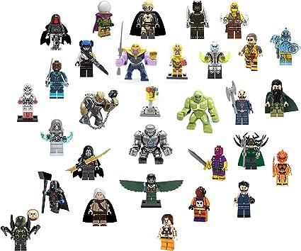 Corvus Glaive Mini figure Avengers Endgame Childrens of Thanos