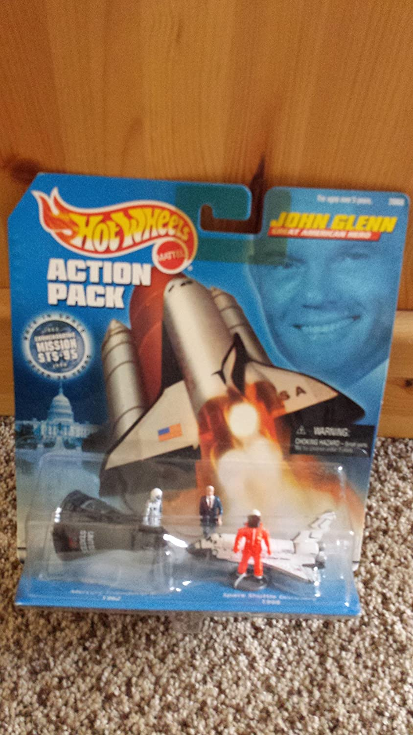 Hot Wheels Action Pack