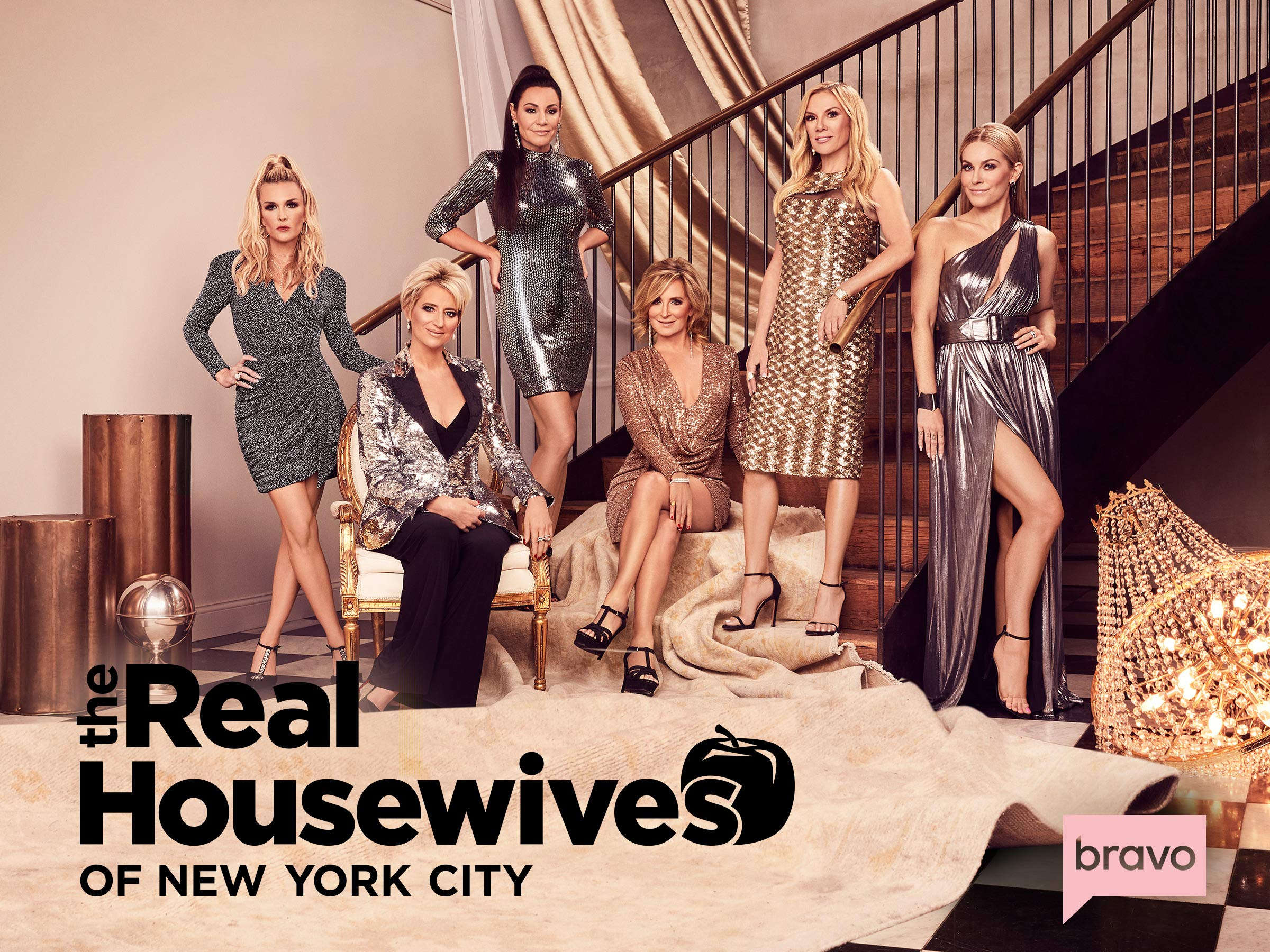 Watch The Real Housewives Of New York City Season 1 Prime Video