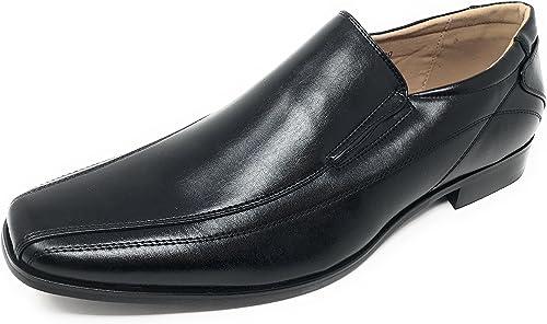 Majestic Men's Dress Shoe Loafer Slip