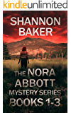 The Nora Abbott Mystery Series Books 1-3: Height of Deception, Skies of Fire, Canyon of Lies