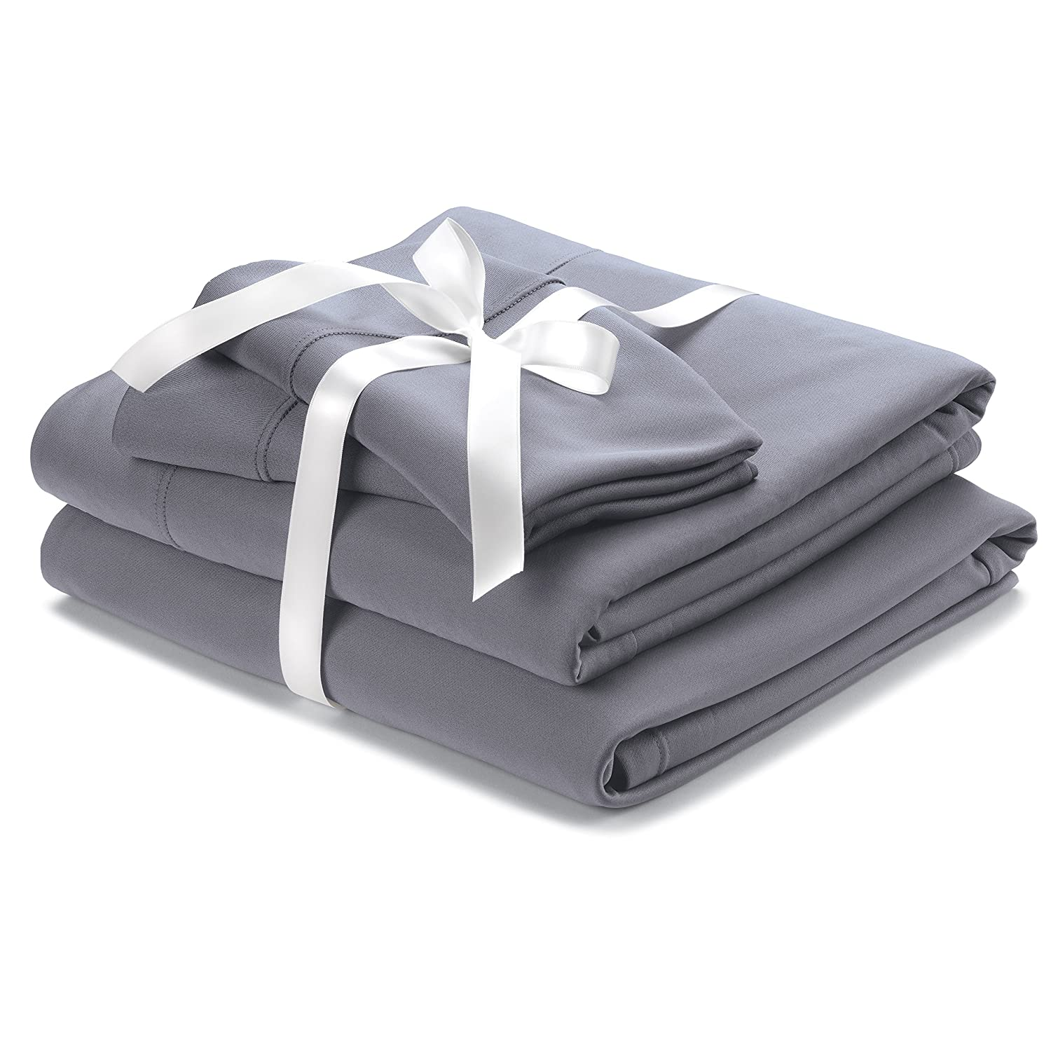 Amazon.com: Wicked Sheets Moisture Wicking + Cooling Bed Sheet Set