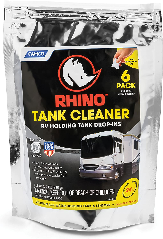 Amazon Com Camco 41560 Rhino Holding Tank Drop Ins Bag Of 6 Automotive