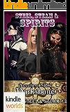 Plundered Chronicles: Steel, Steam, & Spirits (Kindle Worlds Novella) (Steel & Steam Book 3)