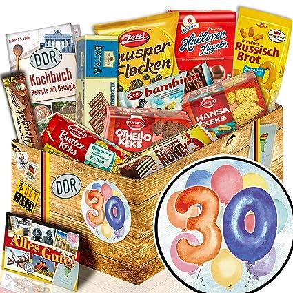 Keks Set Ddr Set Geschenk Zum 30 Geburtstag 30 Geburtstag