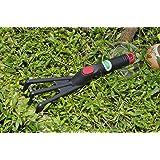 Wonderland Garden Cultivator Black : Garden Tools