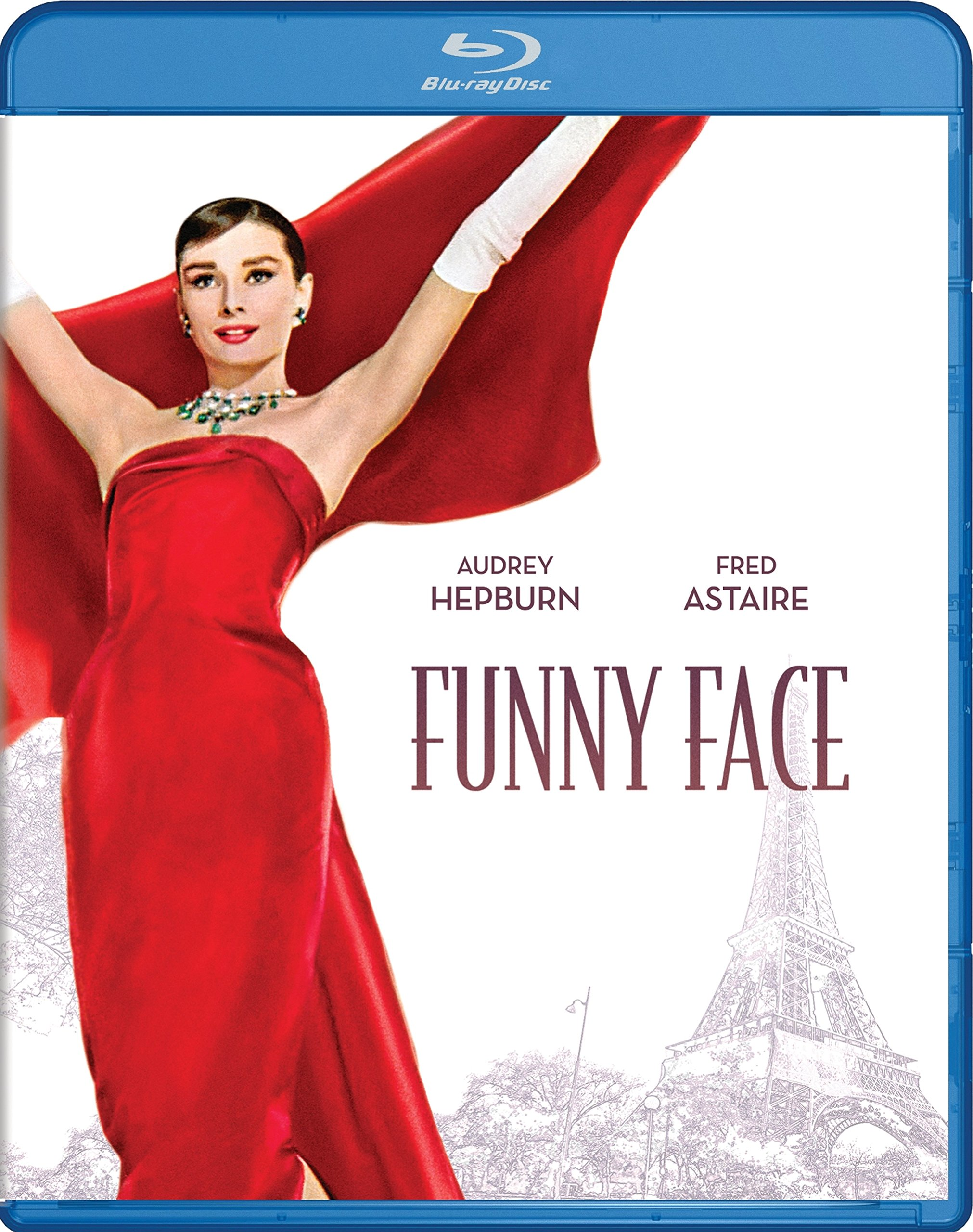 Blu-ray : Funny Face (Widescreen, Digital Theater System, Dolby, Mono Sound)