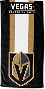 """Officially Licensed NHL """"Zone Read"""" Beach Towel, 30"""" x 60"""", Multi Color"""