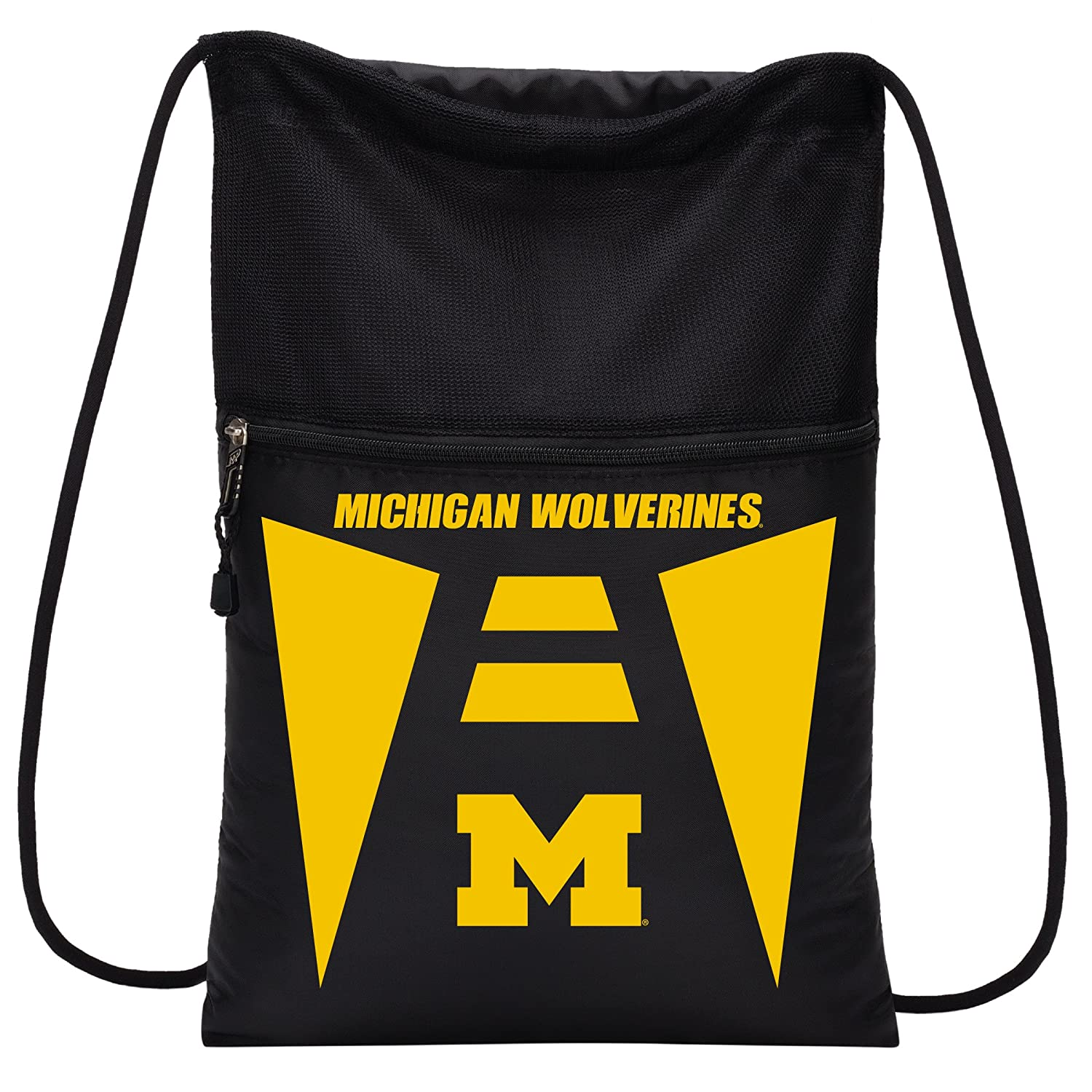 Officially Licensed NCAA TeamTech Backsack One Size