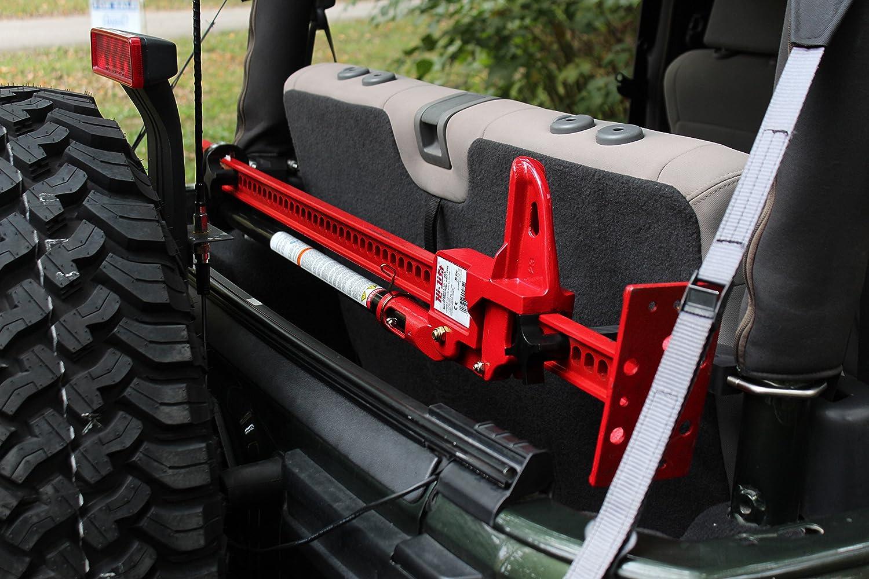 Hi Lift Jack Rc 875 Roll Cage Mount For Jeep Jk River Raider Sport Kit Automotive