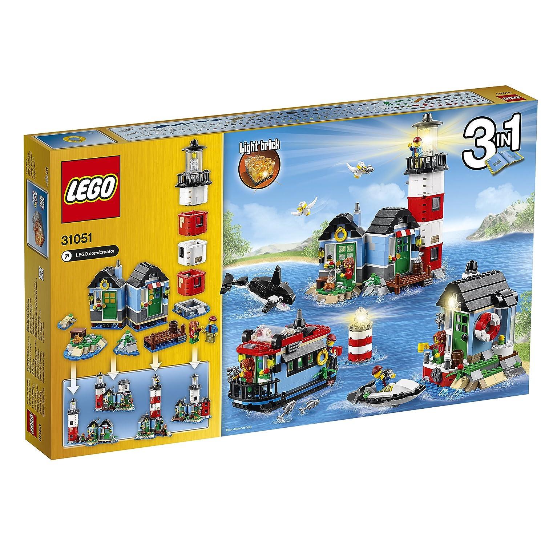 LEGO® Creator 31051 Leuchtturm-Insel NEU NEW OVP MISB