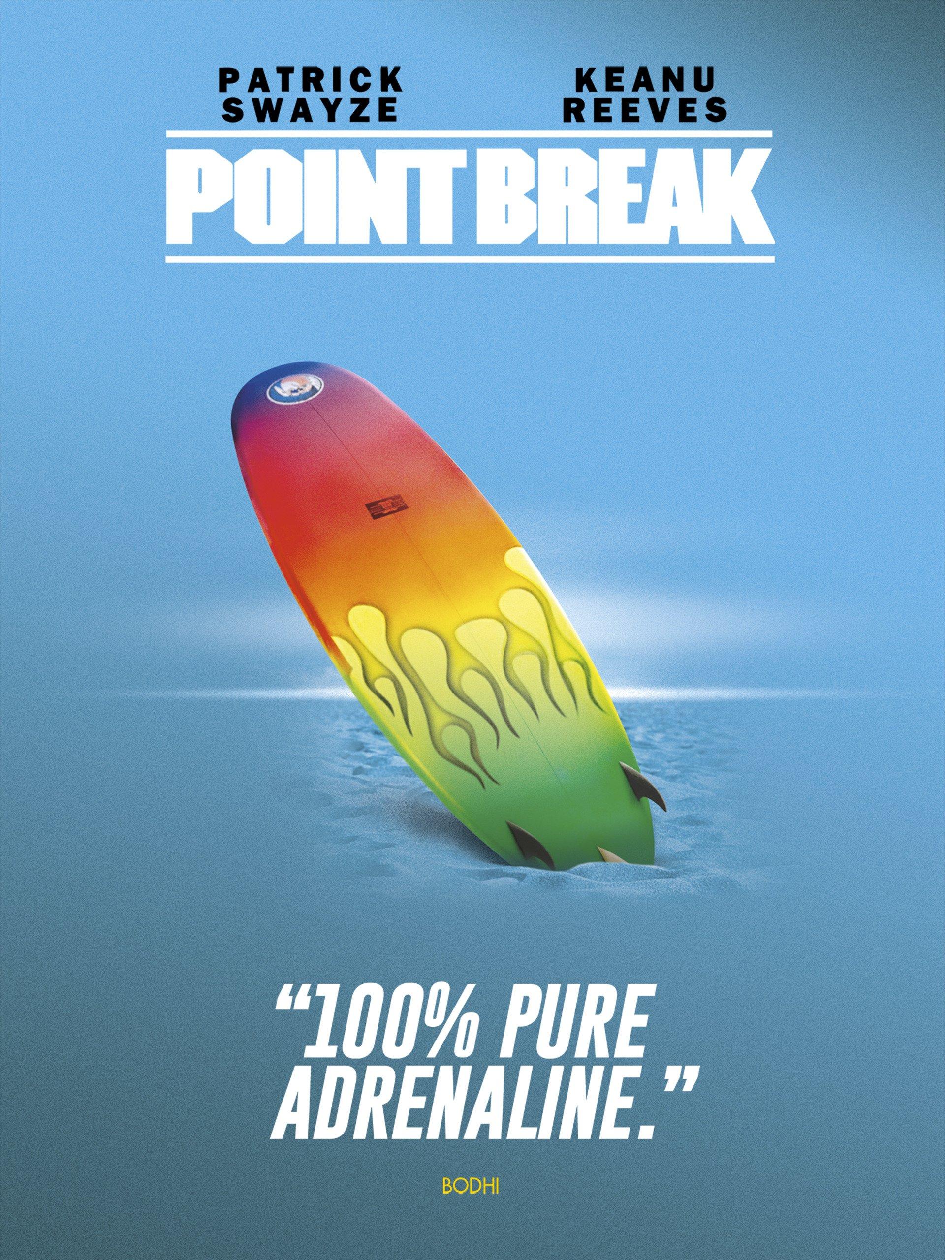 Dino Andino Point Break