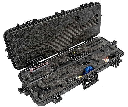 Amazon.com: Case Club HK MP5 Funda impermeable con caja de ...