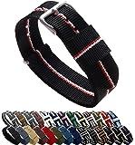 Bracelets de montre Barton- Bandes en nylon balistique