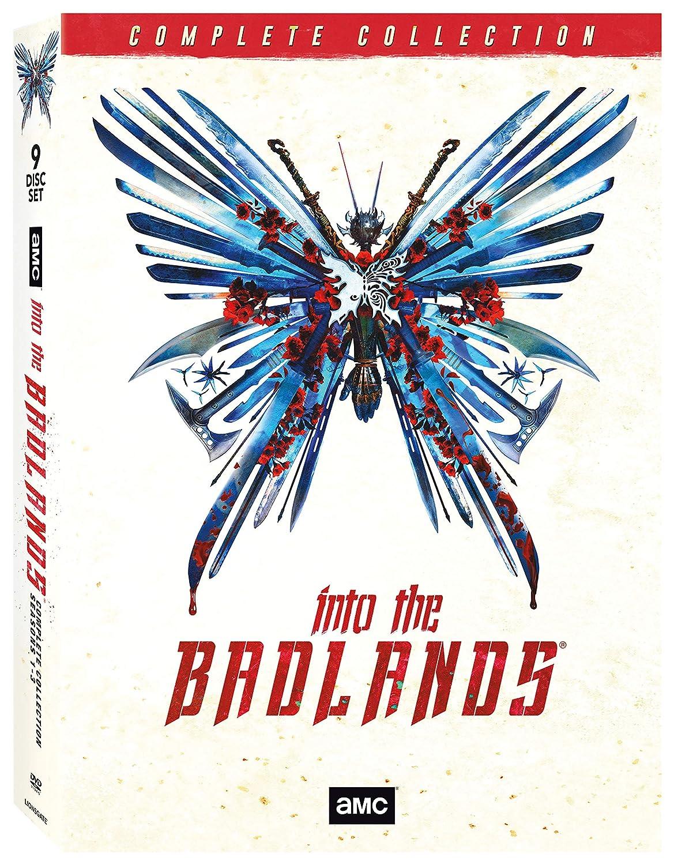Into The Badlands: Complete Collection (9 Dvd) [Edizione: Stati Uniti] [Italia]