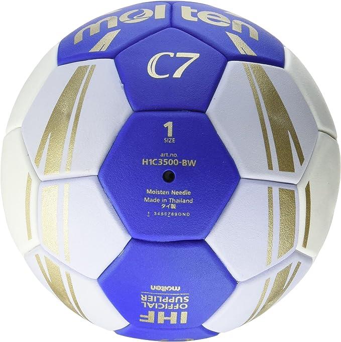 MOLTEN® Balonmano C7 – hc3500: Amazon.es: Deportes y aire libre