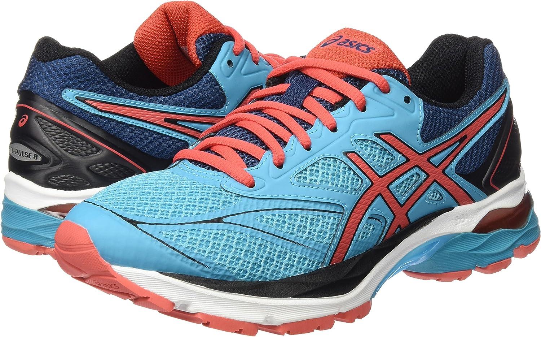 ASICS Gel Pulse 8, Chaussures de Running Entrainement Femme