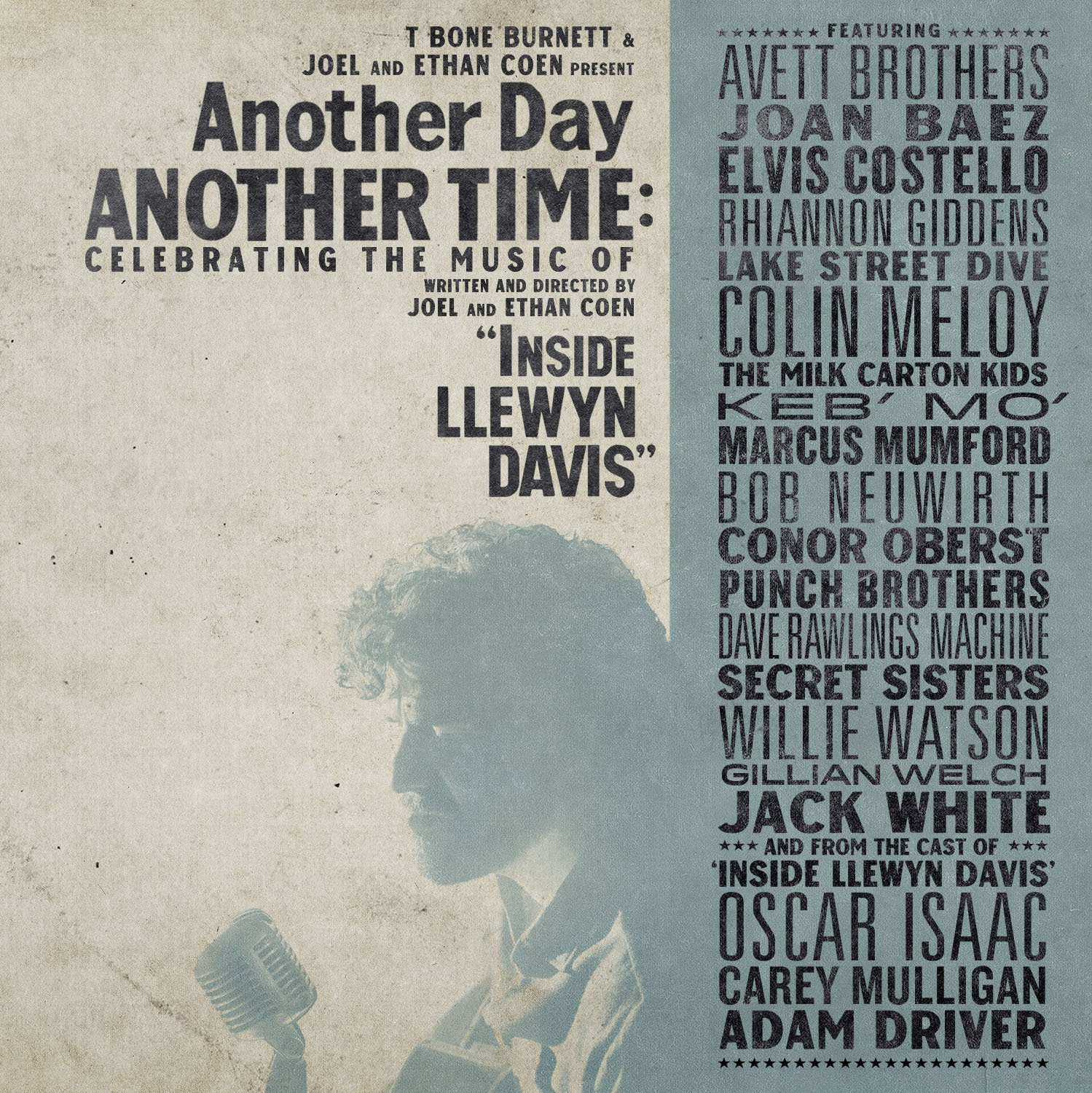 Various Artists - Another Day, Another Time: Celebrating the Music ...