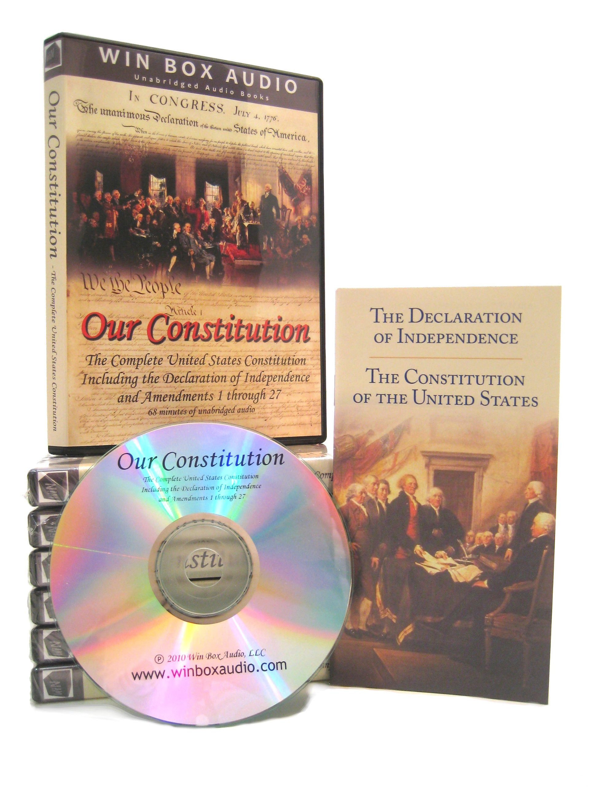 Read Online Our Constitution - The Complete United States Constitution Audio Book (U.S. Constitution, Declaration of Independence, Bill of Rights, and Amendments) pdf epub
